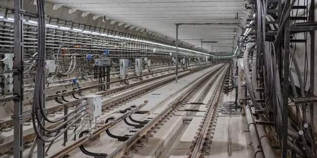 Власти Москвы подвели итоги десятилетия активного строительства метро