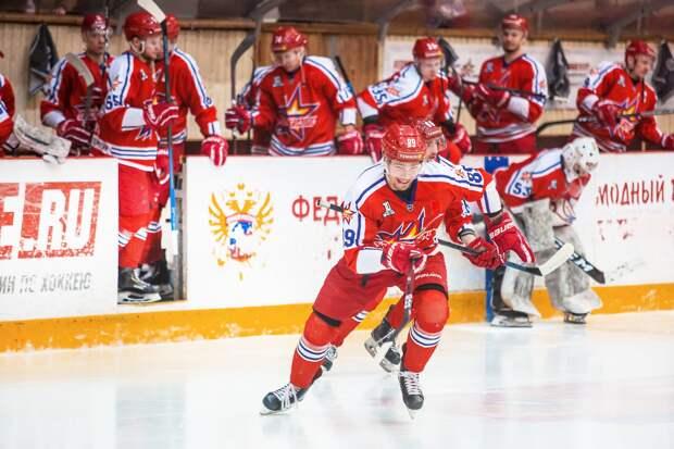 «Ижсталь» стала партнером хоккейной команды «Сочи»