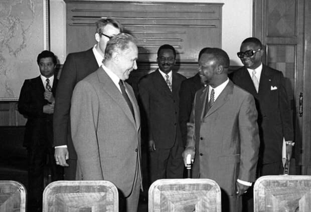 Факты из жизни африканского диктатора Жана Бокасса, который прославился своей жестокостью