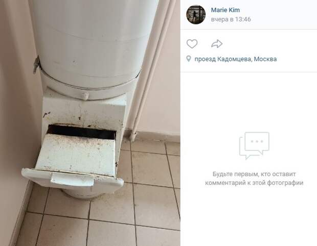 Мусоропровод в доме на Кадомцева починят — управа
