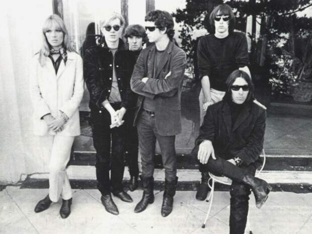 The Velvet Underground в 1966 году. \ Фото: ru.wikipedia.org.
