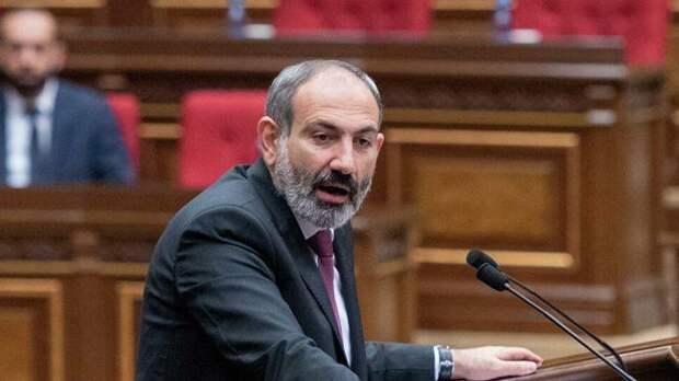 «Прощай, немытый Карабах» — Пашинян уводит Армению на Запад