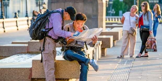 Сергунина: Москва развивает Russpass, основываясь на запросах туристов и цифровых трендах. Фото: Ю. Иванко mos.ru