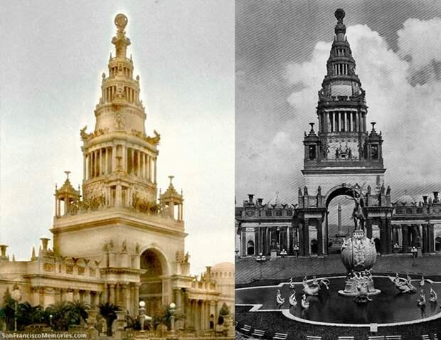 TOWER OF JEWELS - Башня с Драгоценностями.