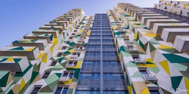 Собянин: Несколько сотен семей уже получили квартиры по программе реновации/ Фото mos.ru