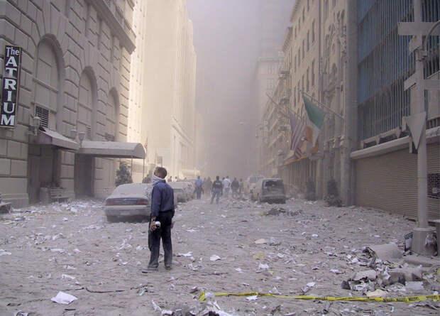 В США скрывают правду о десятках тысяч людей, заболевших раком после 11 сентября