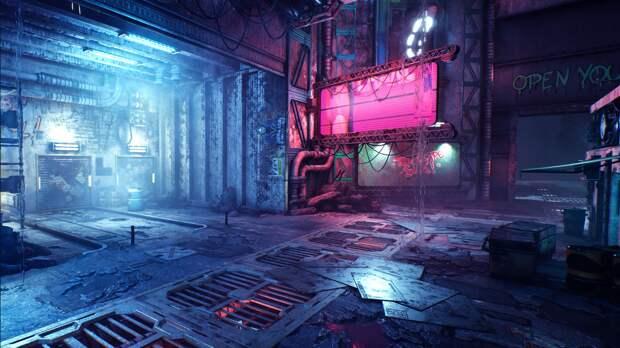 Ghostrunner — мрачная смесь Cyberpunk 2077 и Mirrors Edge от польских разработчиков
