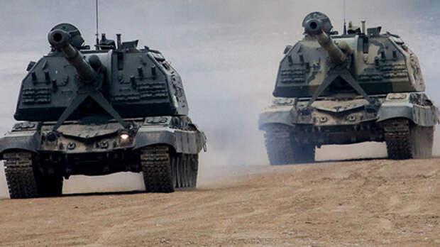 Освоение новейших гаубиц «Мста-СМ2» начали вРостовской области