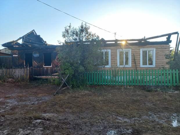 За прошедшие сутки во время пожаров в Удмуртии погибли 3 человека