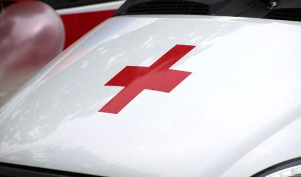 В Тоцком районе 3-летняя девочка серьезно пострадала, упав с гироскутера