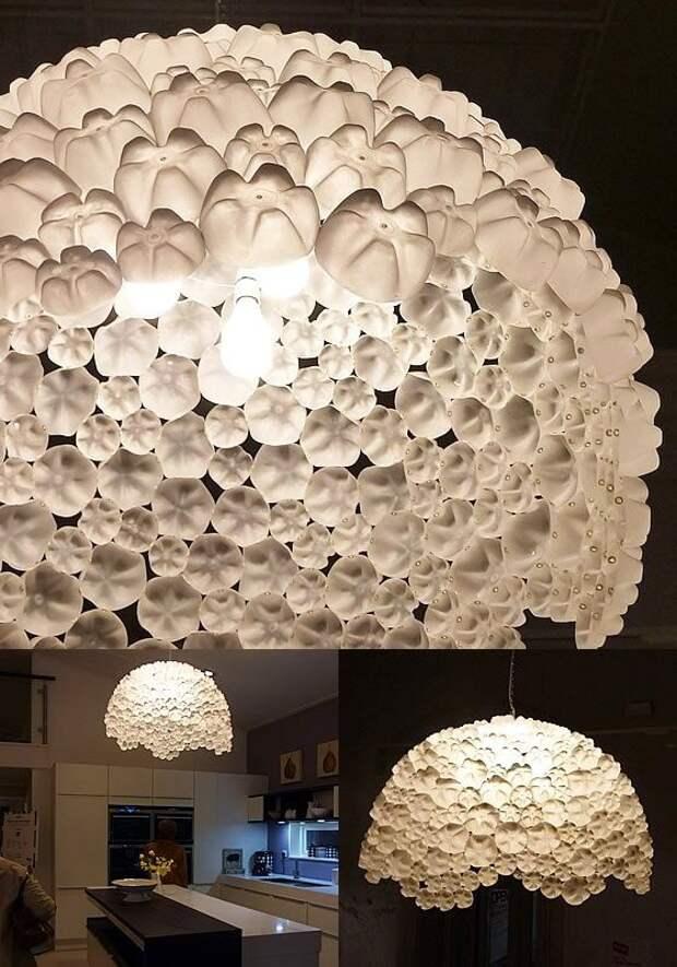 Креативные лампы (подборка МК)
