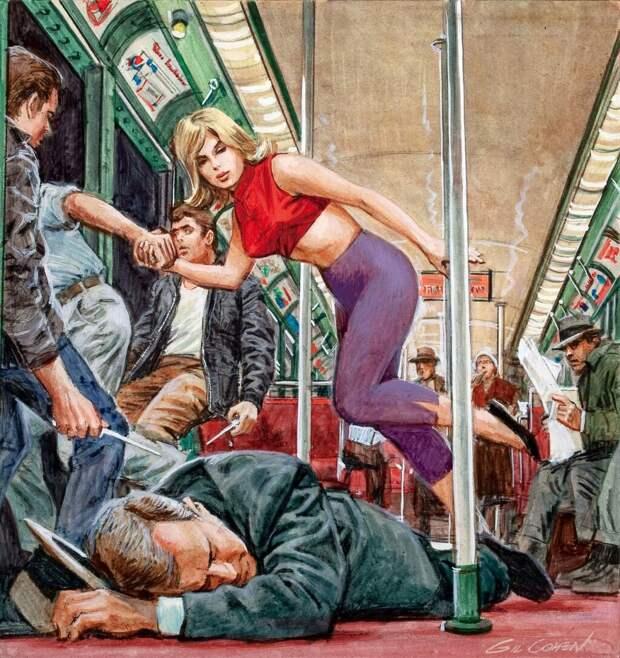 Иллюстрация Гила Коэна
