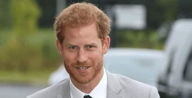 Принц Гарри устроился на официальную работу
