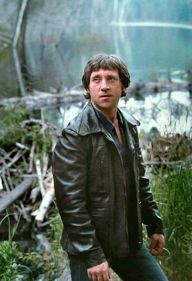 Владимир Высоцкий в Канаде. 1976 год.