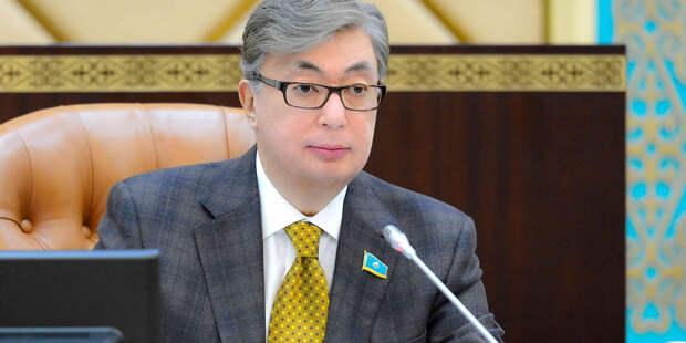 Президент Казахстана прибыл в Россию