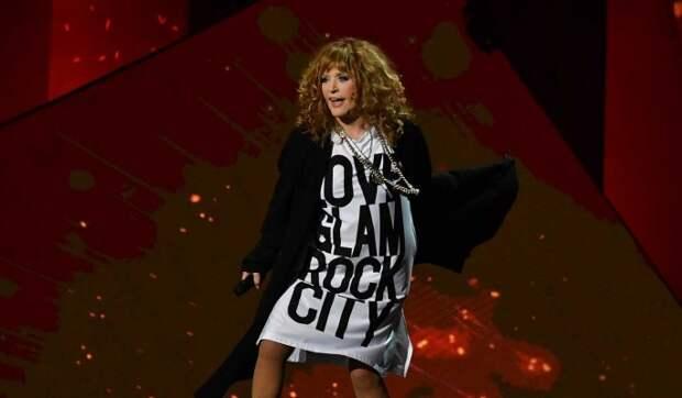 Пугачева побила Лолиту на конкурсе