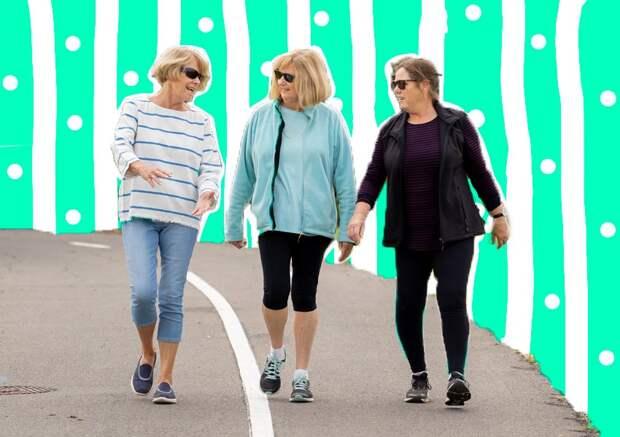 Очем недумают женщины: профилактика остеопороза после 50лет