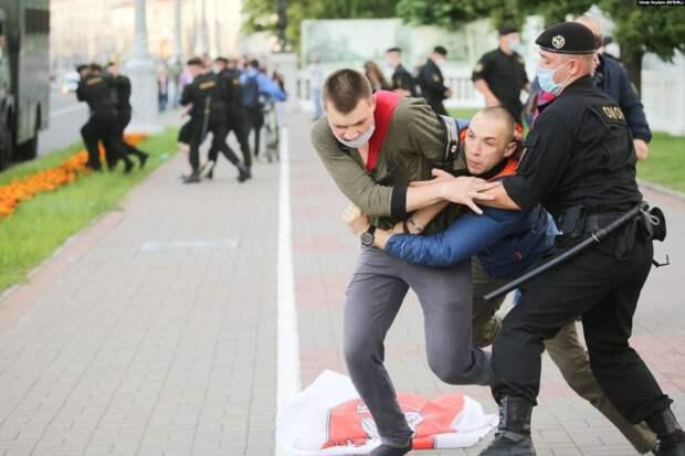 5 главных фактов о митингах в Беларуси из-за недопуска оппозиции на выборы