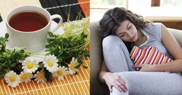6 естественных способа лечения, которые облегчают предменструальный синдром