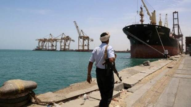 Хуситы готовы передать порт йеменской Ходейды под контроль ООН— СМИ