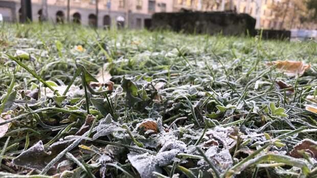 Антициклон принесет в европейскую часть России зимние холода в сентябре