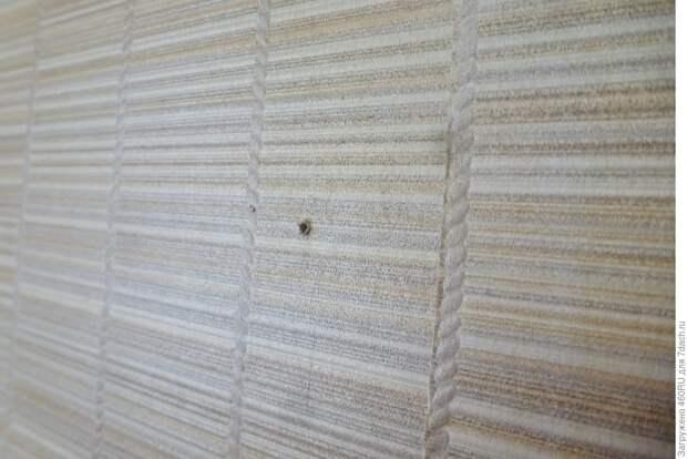 Маскируем мылом дырки в стенах
