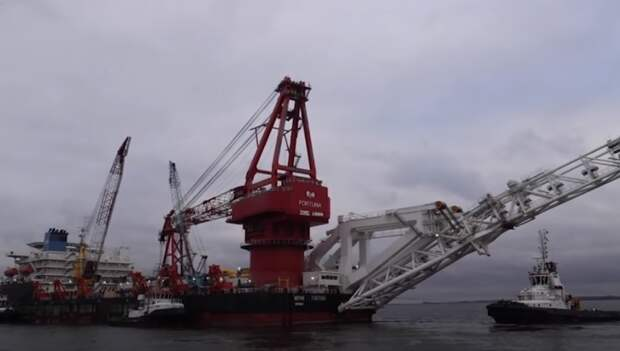 В Киеве озвучили требования по «компенсации» за достройку «Северного потока - 2»