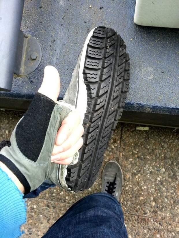 Вы только посмотрите, что можно сделать из старых шин. Просто потрясающе