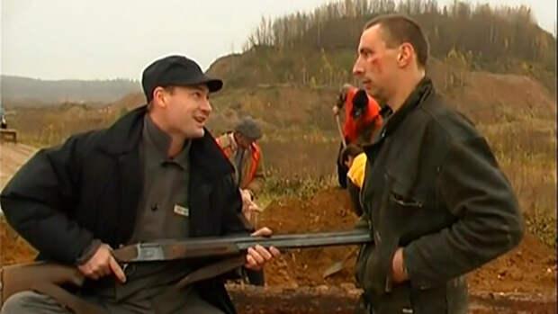 Кадр из сериала «Дальнобойщики»