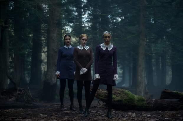Ночь темна: 5 мистических сериалов, которые надо посмотреть
