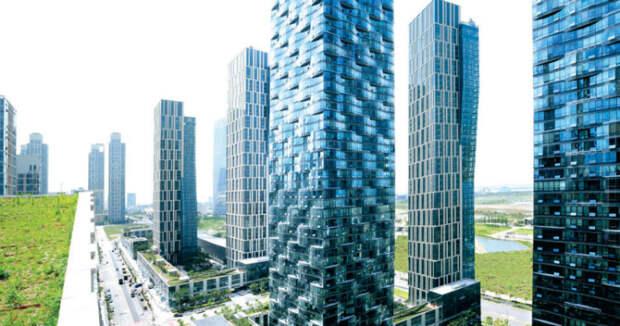 «Умный» город будущего, вкотором никто неживет: как провалился самый амбициозный строительный проект вАзии
