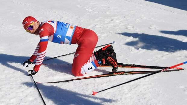 Норвежцы заняли весь пьедестал в индивидуальной гонке на ЧМ по лыжам, Большунов — 4-й