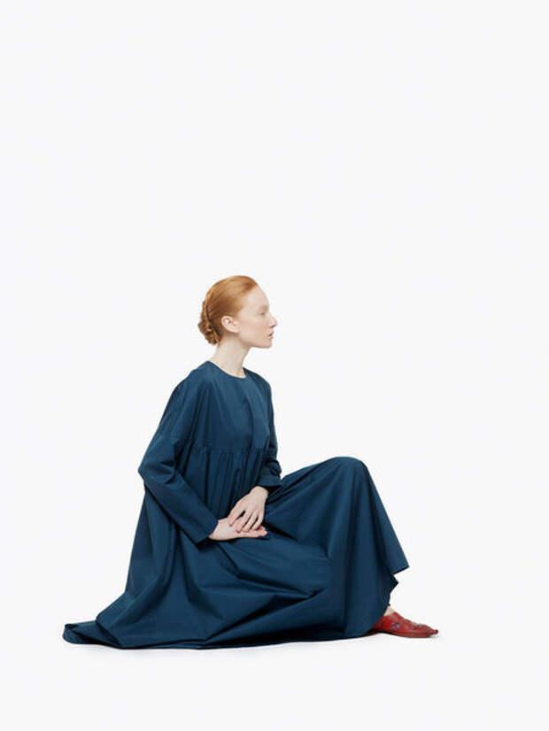 Скромная мода. Обзор коллекции российского бренда Cyrille Gassiline