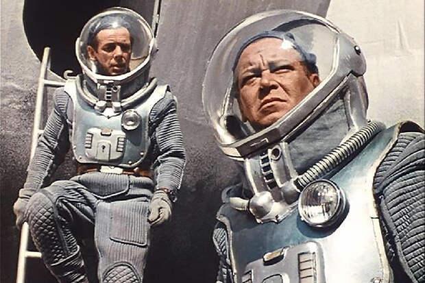 Лучшие фильмы про космос