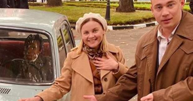 Жена Игоря Николаева снимается в сериале про Чикатило