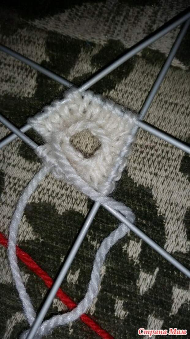 Вязанные елочные шары в Норвежском стиле. МК часть первая. Дполнила.