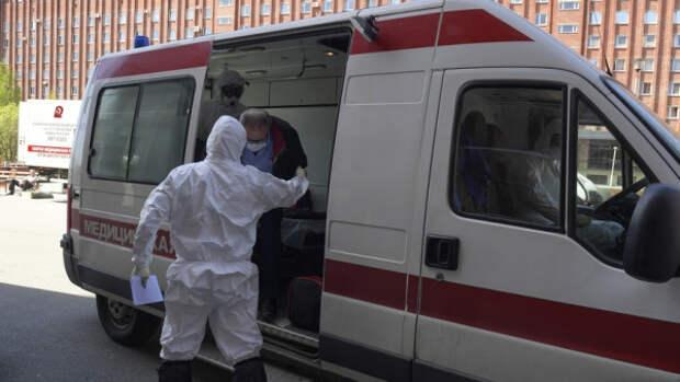 В России за сутки зарегистрировали 5395 новых случаев заражения коронавирусом