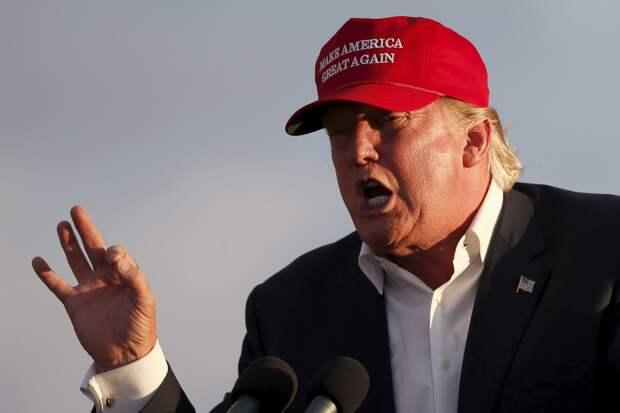 Трамп рассказал об опросе, по результатам которого он опережает Байдена