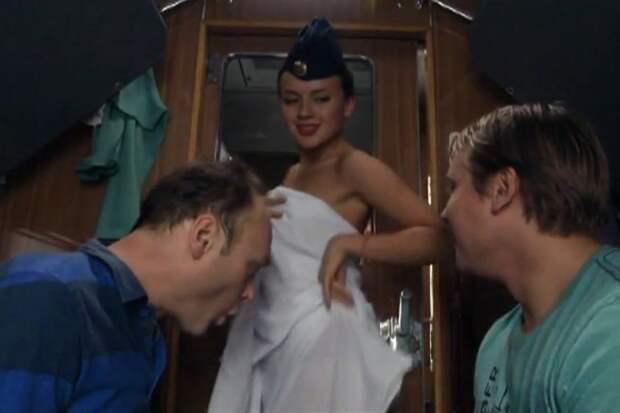 Проводница в белом полотенце: stella_pop — LiveJournal