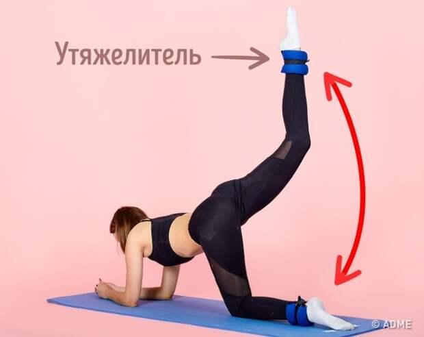 Вот как тренируются модели Victoria's Secret, чтобы получить стройные и красивые ноги