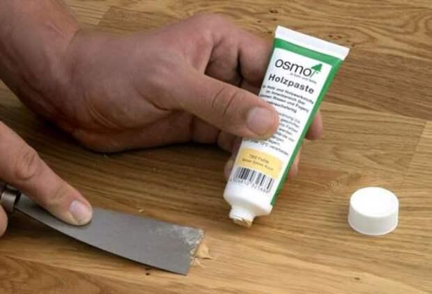 Рабочие советы, как удалить царапины на ламинате в домашних условиях