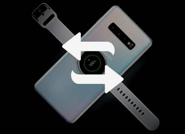 Реверсивная зарядка смартфонов — что это и как работает