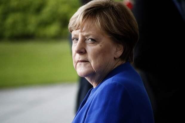 Меркель уже начала прощаться с соотечественниками