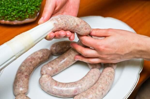 из чего готовят ливерную колбасу