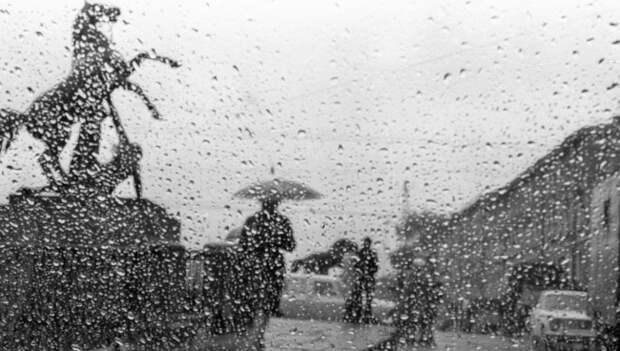 Блог Павла Аксенова. Анекдоты от Пафнутия. Питерский дождь