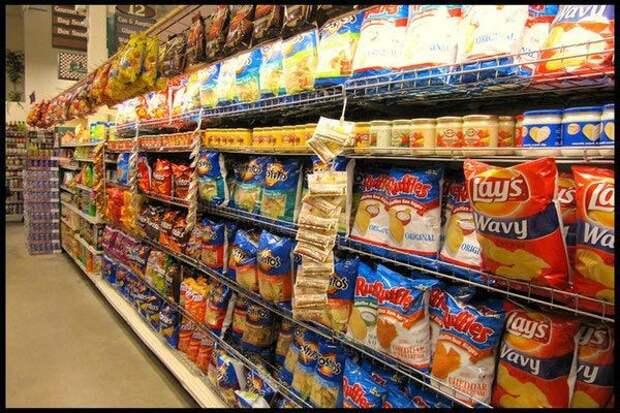Парные продукты продукты, супермаркет