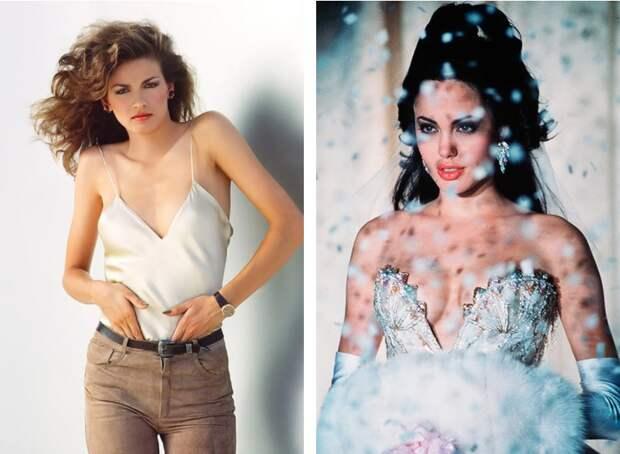 Летиция Каста, Анджелина Джоли иеще 11 красоток, сыгравшие других красоток