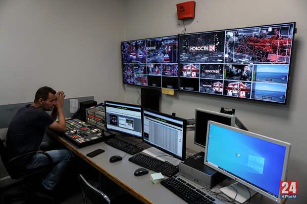 Афанасьев: Востребованность телеканала «Крым 24» – результат слаженной работы профессионалов