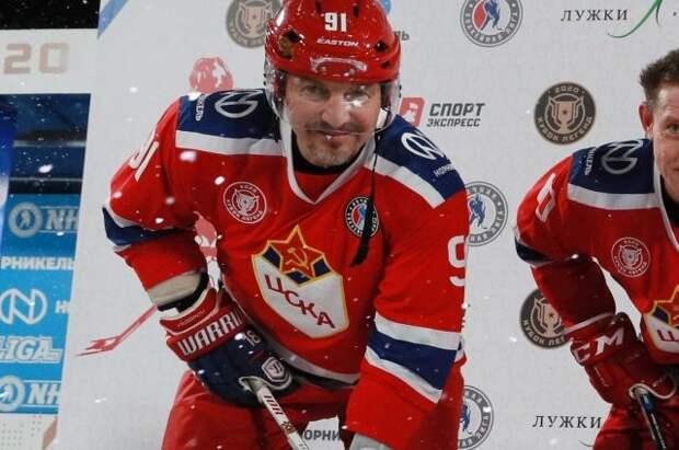 На пост главного тренера КХЛ ЦСКА назначен Сергей Федоров