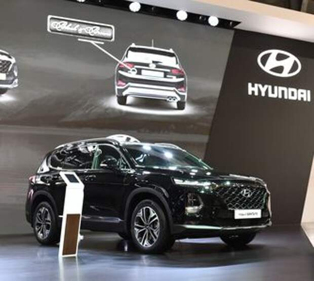 Появилась новая комплектация Hyundai Santa Fe - Black&Brown